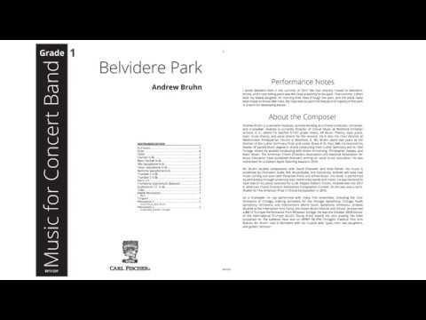 Belvidere Park (BPS129) by Andrew Bruhn