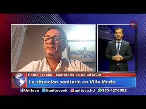 Comenzaron a vacunar a docentes en Villa María