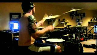 Avenged Sevenfold - Crossroads drum cover