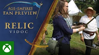 Xbox Age of Empires IV: Behind the Scenes with Relic Entertainment anuncio