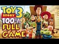 Toy Story 3 Full Game 100 Longplay ps3 X360 Wii Pc
