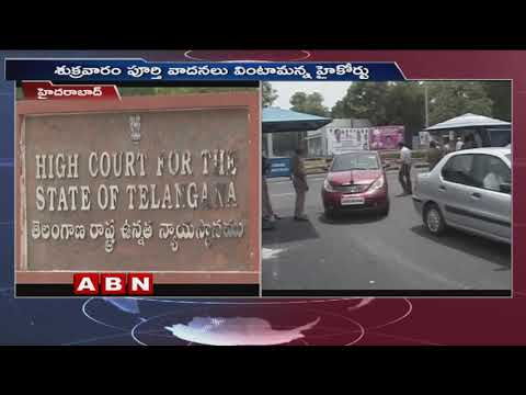 HC Directs Telangana Govt To File Counter Petition In Demolition Of Telangana Secretariat | ABN