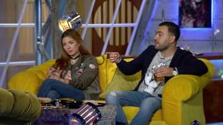 خالد عليش: انا بدفع فلوس كتير قوي في الوايبس لمراتي وشيماء ترد : ما تطلقها