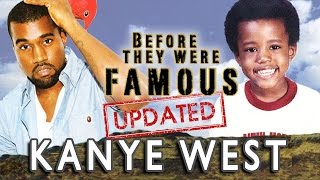 KANYE WEST - Before They Were Famous - UPDATED