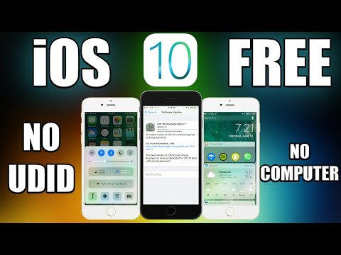 How to Install iOS 10 3 3 Beta 6 for Free (No UDID