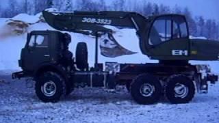 """Экскаватор общевойсковой """"ЭОВ-3523"""""""