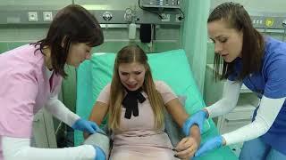 Do szpitala trafiła kobieta, która oblała się gorącą zupą [Szpital ODC. 726]