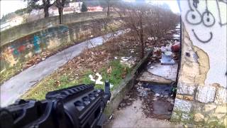 preview picture of video 'Airsoft CAAT Sinj 1'