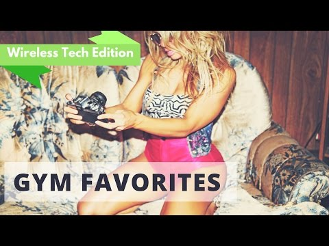 BEST WIRELESS HEADPHONE REVIEW! – This months gym favorites