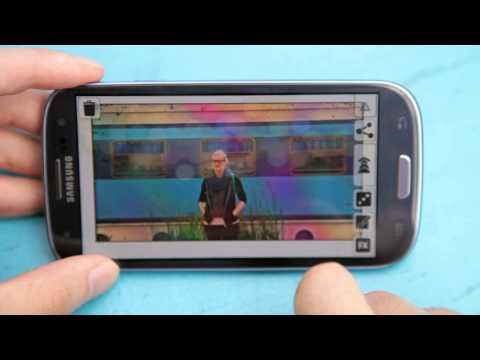 Vídeo do Camera MX - câmara