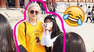 ZE DACHTEN DAT IK DUA LIPA WAS   Seoul vlog #2