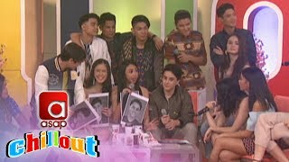 ASAP Chillout: Did Edward just admits that Maymay is his girlfriend?