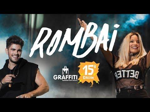 Rombai - Besarte / Cuando se pone a Bailar - en Vivo en los Premios Graffiti