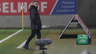 FCI.TV: Die Pressekonferenz vor dem Auswärtsspiel gegen die SpVgg Unterhaching