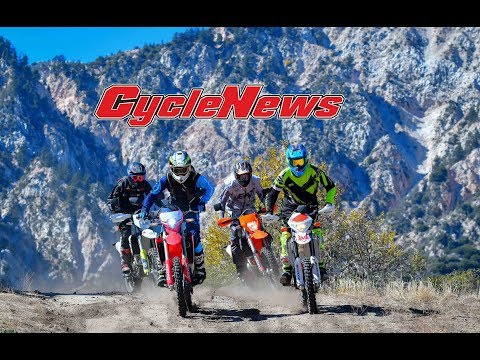 2019 Dual Sport Comparison Test – Cycle News