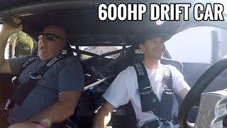 Scaring my Girlfriend's Dad in my Drift Car
