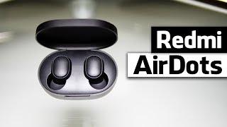 Review: Xiaomi Redmi AirDots TWS Bluetooth Kopfhörer (Deutsch)