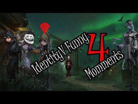 IDentity V   Funny Moments #4
