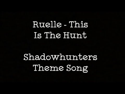 This Is the Hunt (Song) by Ruelle