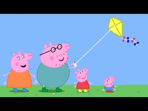 Peppa Pig English Episodes - Compilation 1 (45 minutes) Peppa Pig Official