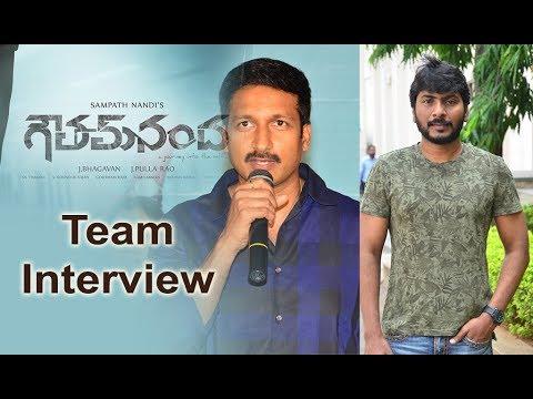 Gautham Nanda Team Interview
