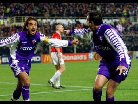 Fiorentina - Manchester United 2-0 Highlights