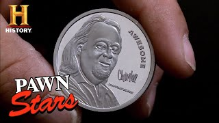 Pawn Stars: Chum Makes Some Real Coin (Season 8) | History