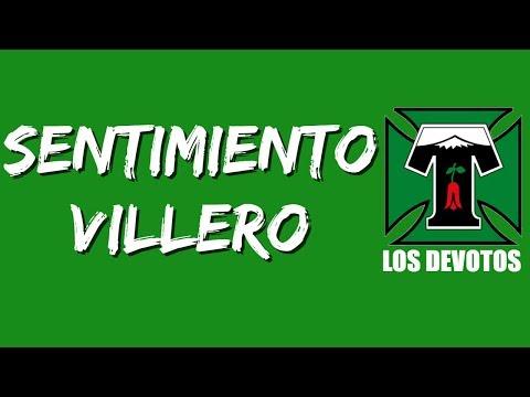 """""""Sentimiento villero"""" Barra: Los Devotos • Club: Deportes Temuco"""