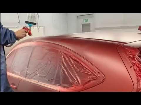 Verniciatura Honda CR-V