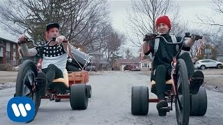 YouTube e-card twenty one pilots music video for Stressed Out from the new album Blurryface available now on Fueled By Ramen Get it on..