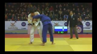 Georgian Judo Championships 2016 - Top 5 ippons