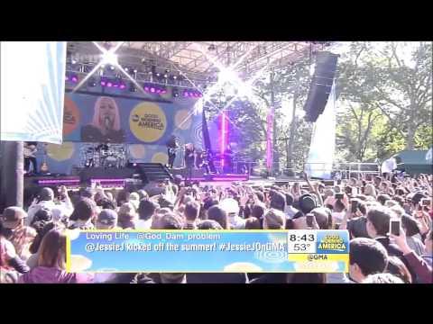 Jessie J Flashlight Best Live Performance