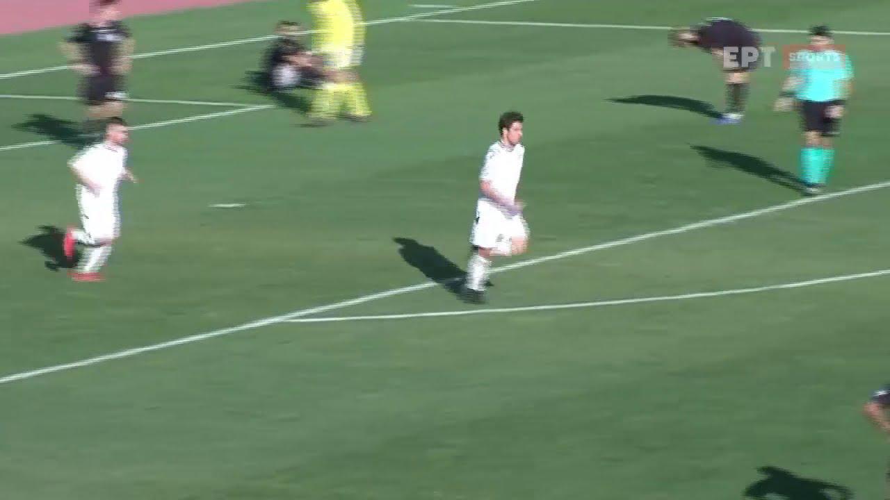 Super League 2 | ΟΦΙ-Δόξα Δράμας: Με λόμπα το 2-3 ο Γκίνη | ΕΡΤ