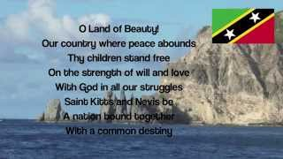 St Kitts and Nevis national anthem