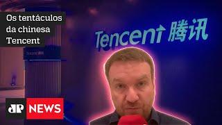 800 empresas na conta: o monstruoso portfólio de investidas da chinesa Tencent