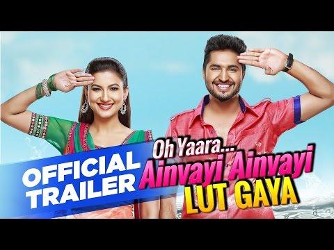 Oh Yaara Ainvayi Ainvayi Lut Gaya Official Trailer  Jassi Gill