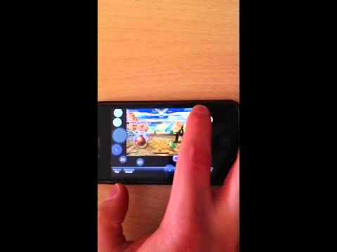 Key mapping iOS7+iPega Bluetooth Control + Blutrol (mapeo