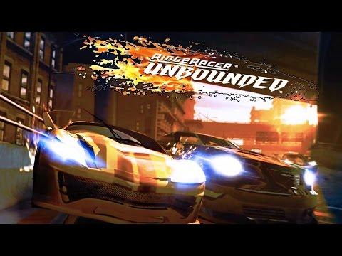 Ridge Racer Unbounded - Гонки Всех Времен
