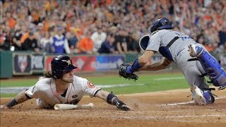 LA Dodgers vs. Houston Astros 2017 World Series Game 3 Highlights | MLB