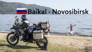 Video blog: Part 3 - from lake Baikal to Novosibirsk (Russia)