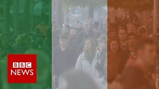 Could Brexit lead way to a united Ireland? BBC News
