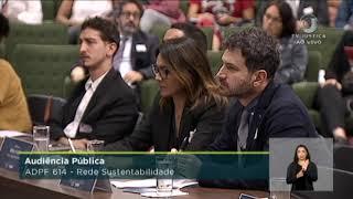 Audiência pública - Liberdade de expressão artística e cultural (1/3)
