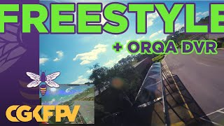 Ghost Pong FPV Freestyle