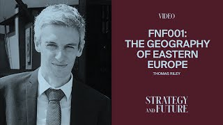FNF001: Geografia Europy Wschodniej- nagranie w j.angielskim