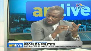 Rareda MP Otiende Amollo breaks down what constitutes sub judice