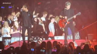 One Direction Midnight Memories Otra Tour Newcastle 26th