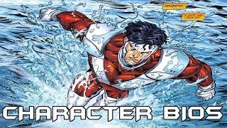 Character Bios: Majestic (New 52)