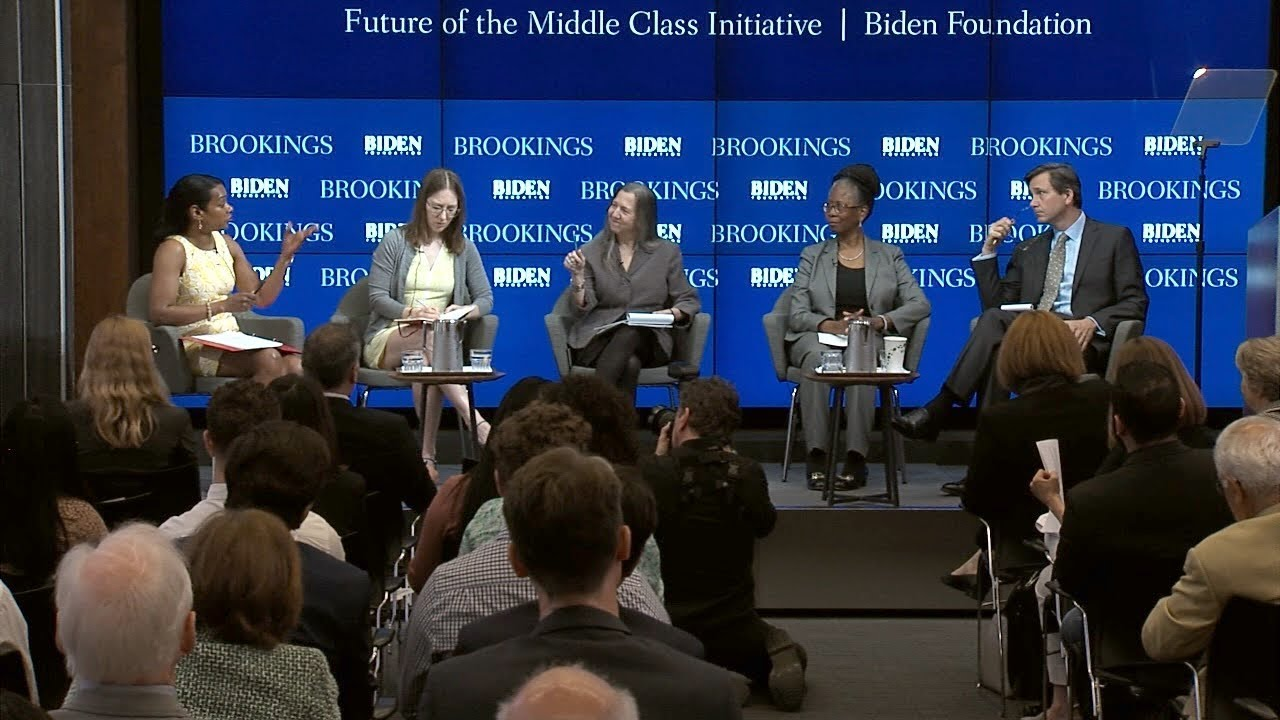Welcome, Introduction, and Panel 1: Defining the Middle Class