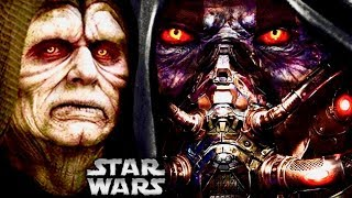 The Truth Sidious Believed Darth Malgus Uncovered About the Dark Side and Vader
