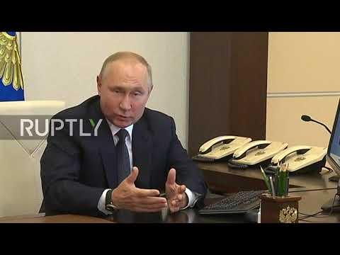 العرب اليوم - تصويت الرئيس الروسي فلاديمير بوتين في الانتخابات البرلمانية يثير الجدل